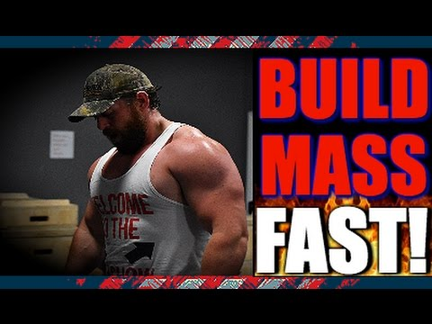 Build Muscle FAST! [3 Step Fail Proof Plan]