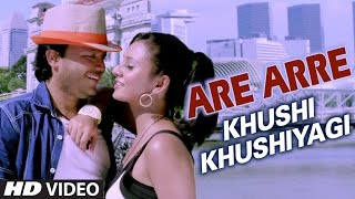 Khushi Khushiyagi || Are Arre Official Full Video || Golden Star Ganesh & Golden Queen Amulya [HD]