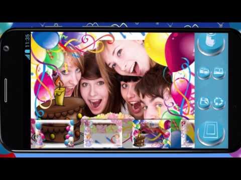Cumpleaños Marcos Para Fotos - Aplicaciones en Google Play