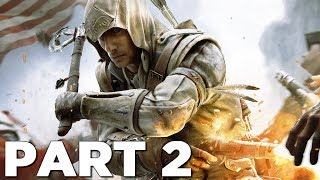 ASSASSIN'S CREED 3 REMASTERED Walkthrough Gameplay Part 2 - HAYTHAM (AC3)