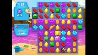 Candy Crush Soda Saga Level 19 Walkthrough with Commentary