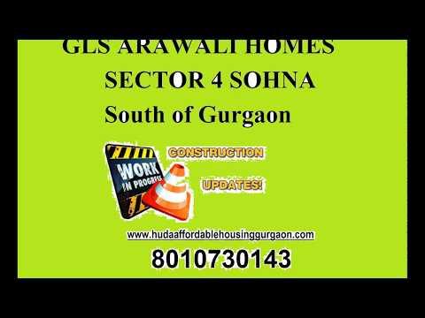 Gls Arawali Homes Construction Status Updates 8010730143