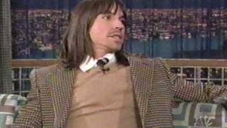 Anthony Kiedis interview