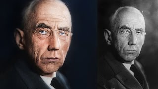 Colorizing Black and White: Roald Amundsen (Norwegian Explorer)