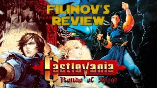 Обзор игры CASTLEVANIA: Rondo of Blood - Filinov's Review