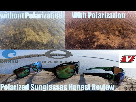 Honest Review: Best Polarized Sunglasses For Fishing