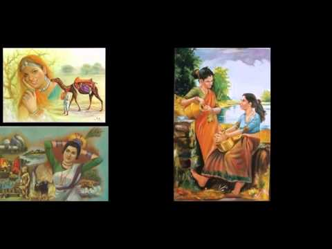 Perfect Indian Culture Paintings