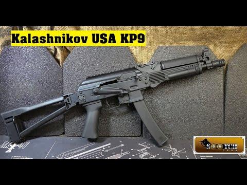 Kalashnikov KP9 9mm AK Review