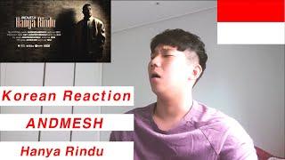 Download lagu WHAT A SAD STORY Andmesh Hanya Rindu