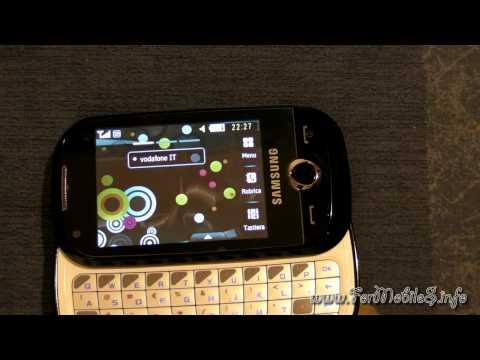 Samsung Corby Pro Wi-Fi B5310 - recensione (parte 1 di 2)