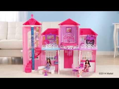 Barbie Villa sull\'Oceano (BJP34) - YouTube