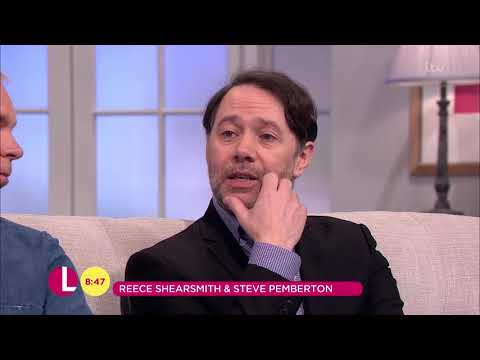 Steve Pemberton & Reece Shearsmith on How They Write Comedy  Lorraine