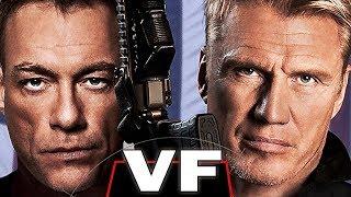 BLACK WATER Bande Annonce VF (2018) Jean Claude Van Damme, Dolph Lundgren