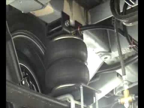 Пневмоподвеска на Fiat Ducato