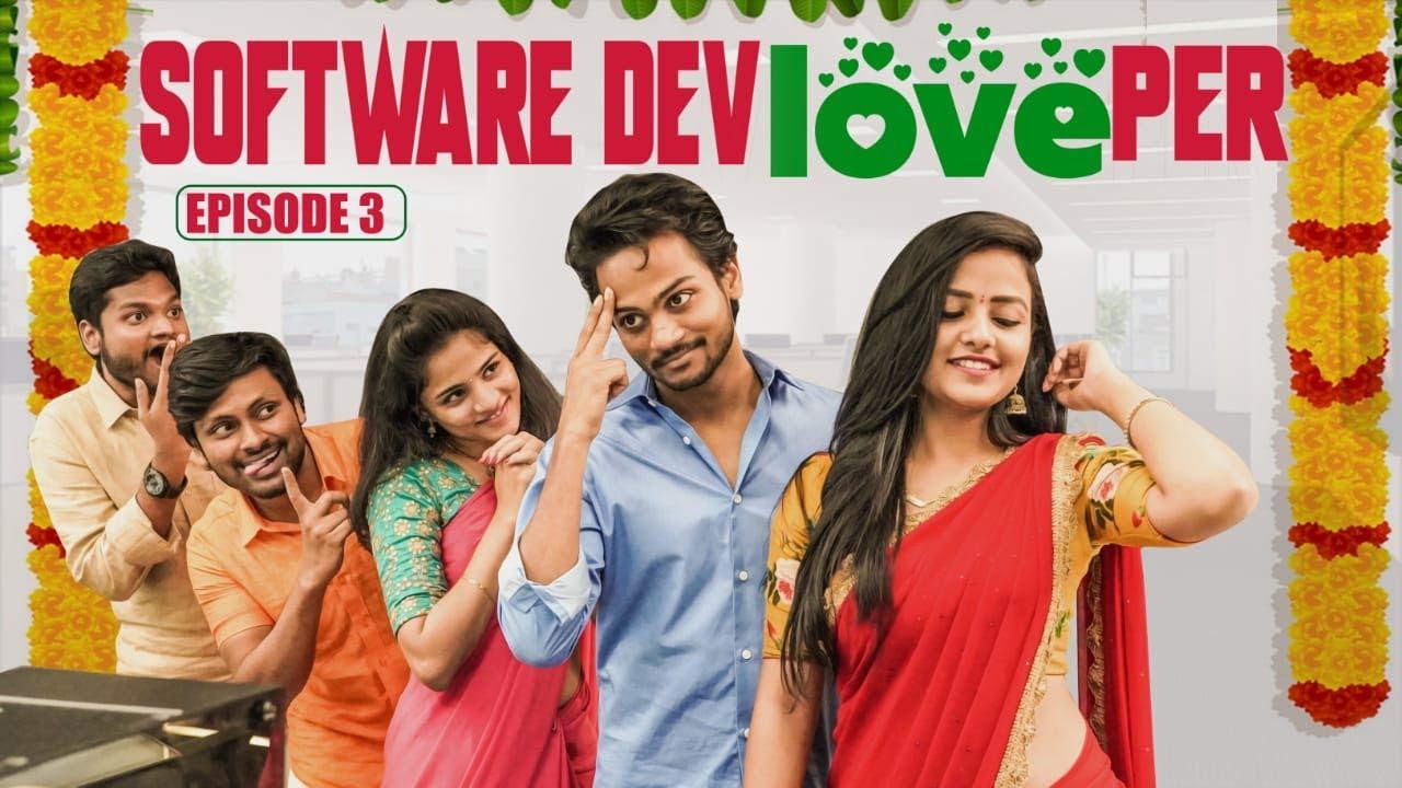 Download The Software DevLOVEper || EP - 3 || Shanmukh Jaswanth Ft. Vaishnavi Chaitanya || Infinitum Media