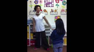 Smile English You Teach Hello Song