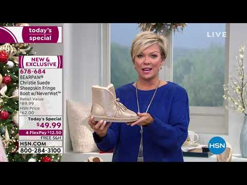 HSN | Boots & More 11.07.2019 - 01 AM