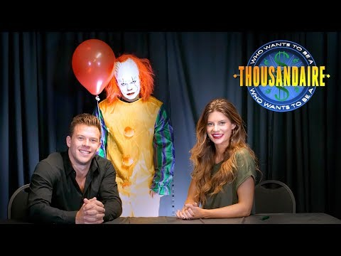 Who Wants To Be A Thousandaire | Hannah Stocking & Jimmy Tatro