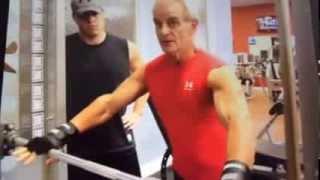 Sonny Pecora Push-up King 70 Year Kicking Ass Workout Trainer