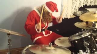 Saša Lendero - Dedek Mraz prihaja med nas z bobni