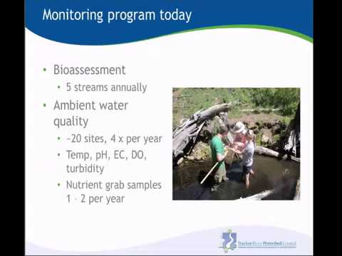 Utilizing Bioassessments and Citizen Science for Stewardship in the Truckee River Watershed