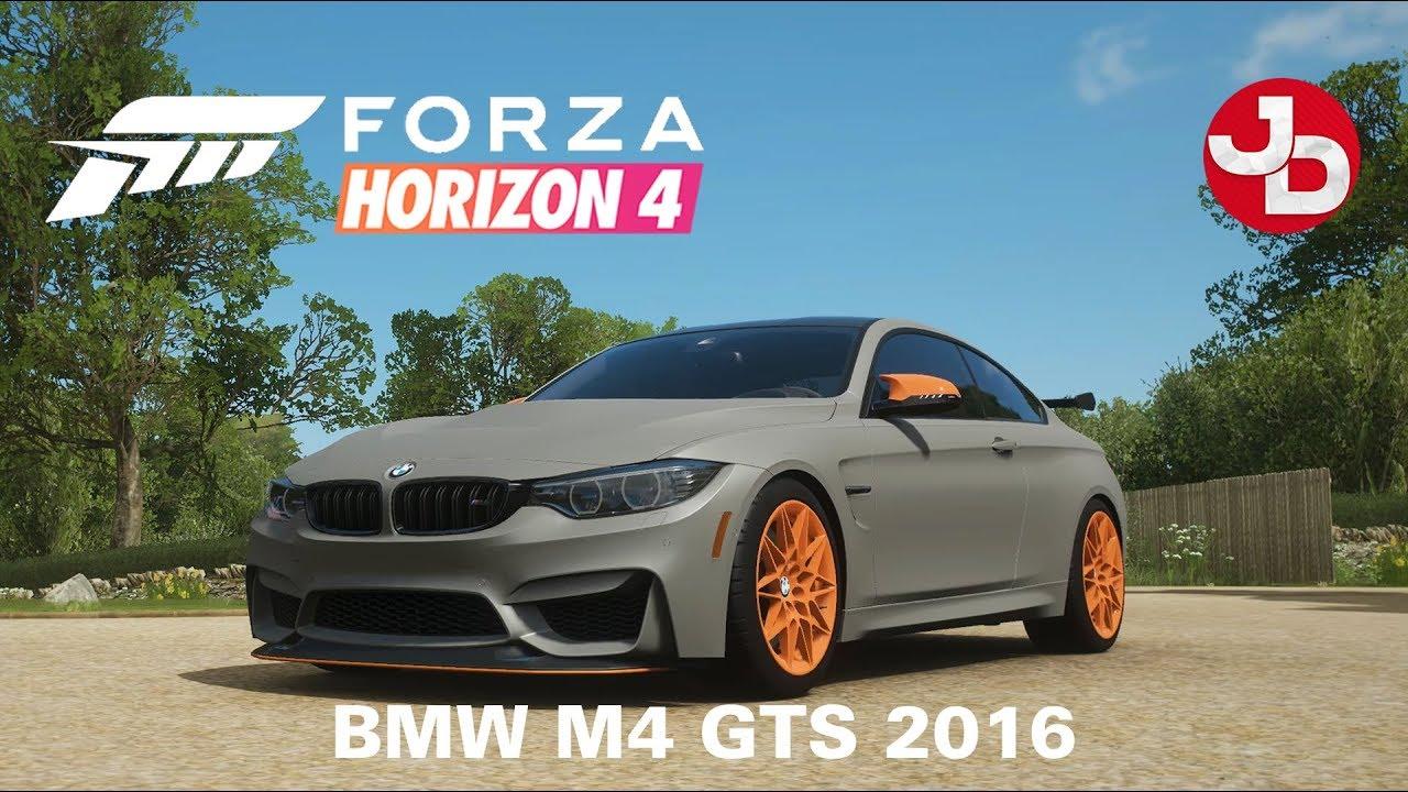 Forza Horizon 4 Forza Horizon 4 'BMW M4 GTS 2016' RTX 2070 1440p