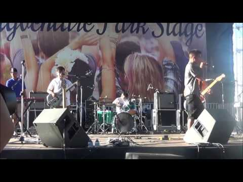 Alameda County Fair 2017 Agventure stage with Next Generation - 06/18/17