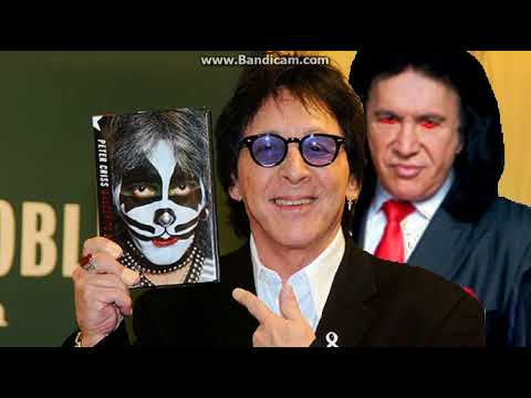 Gene Simmons thinks Peter Criss is a liability