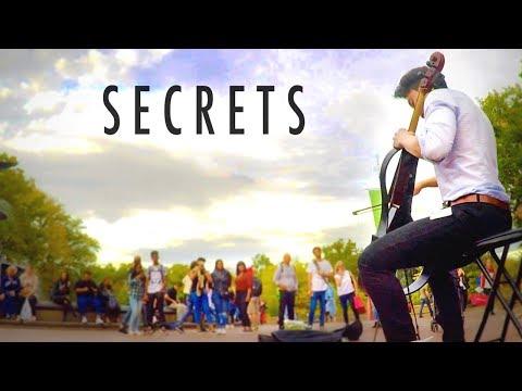 Secrets | OneRepublic (Electric Cello Cover) - Eyeglasses