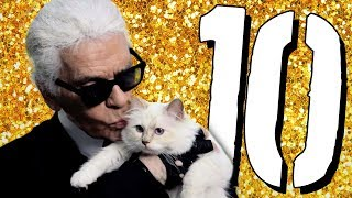 10 zaskakujących faktów o Karlu Lagerfeldzie [TOPOWA DYCHA]
