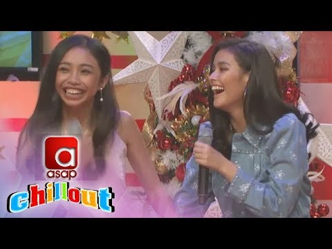 ASAP Chillout: Liza's reaction on Bench Under The Stars Fashion Show