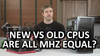 Are All MHz Created Equal? - Intel 5960X vs Q6600 Comparison