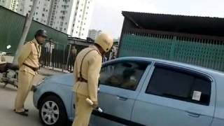 Video | Tuyệt Chiêu lì với công an CSGT ! quá hay! | Tuyet Chieu li voi cong an CSGT ! qua hay!