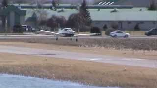 Piper PA-32R-301T Saratoga Great Landing and Taxiing CSU3