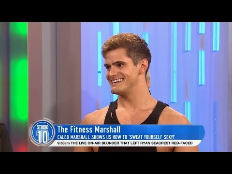 The Fitness Marshall Shows Studio 10 How To Sweat Ourselves Sexy