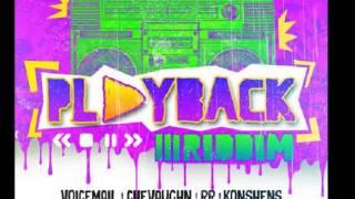 PlayBack riddim Instrumental/Version   Frankie Music   June 2015 @MaticSquad