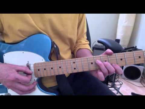 Guitar Lesson: Tattoo (The Who) - YouTube