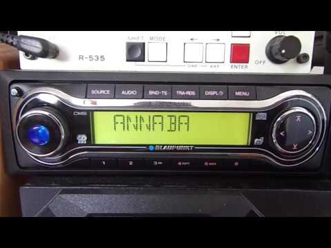 DX FM - RADIO ANNABA - ALGERIA