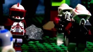 Lego Звёздные Войны: Истории Войн Клонов Тизер-Трейлер