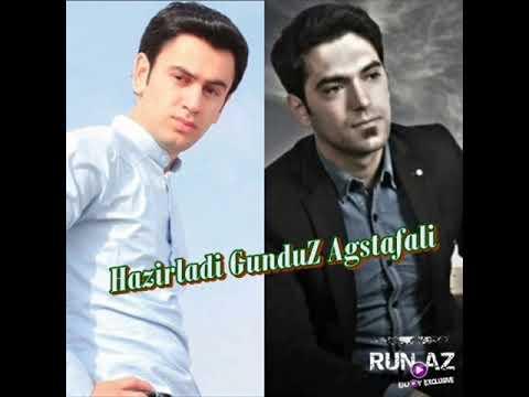 Uzeyir Mehdizade & Ruhallah Xodadat - Daglar Aglar 2017 (Hazırladı GunduZ Agstafali)