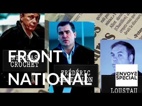 Envoyé spécial. Front national : les hommes de l'ombre - 16 mars 2017 (France 2)