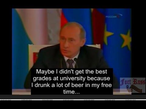 Putin: We're not going to keep apologising!