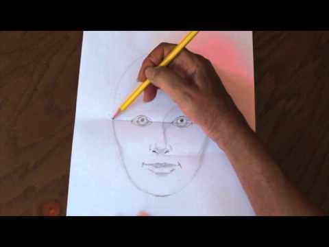 how-to-draw-a-quick,-simple,-and-easy-self-portrait