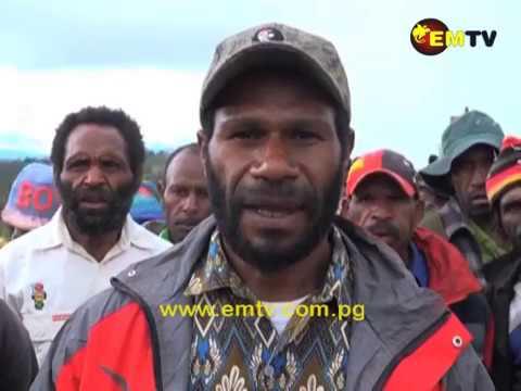 Alluvial Mining, Development Option for Enga Landowners