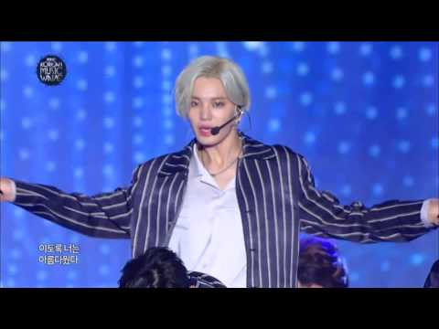 【TVPP】 Infinite - The eye, 인피니트 - 태풍 @Dmc festival korean music wave