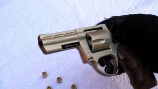 ME 38 Magnum Kaliber 9mm R.K. Review