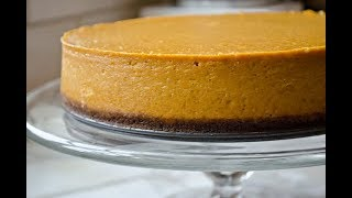Pumpkin Rum Cheesecake | EASY TO LEARN | QUICK RECIPES