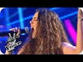 Rihanna - Diamonds (shanice) | Halbfinale | The Voice Kids 2016 | Sat.1 video