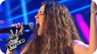 Rihanna - Diamonds (Shanice) | Halbfinale | The Voice Kids 2016 | SAT.1