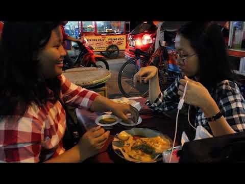 Tourism Korea - Vlog @Pasar Lama Tangerang
